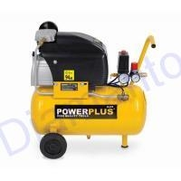 Kompresor 1500W 24L - olejový POWERPLUS